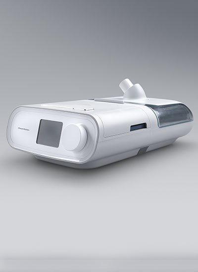 Philips  Respironics DreamStation Auto CPAP with heated humidifier and heated tubing